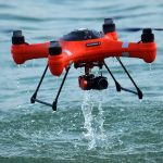 SplashDrone 3+ With PL3 Camera & Bait Release & Ground Station