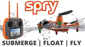 Spry + Waterproof Sports Drone with FREE EXPRESS SHIPPING