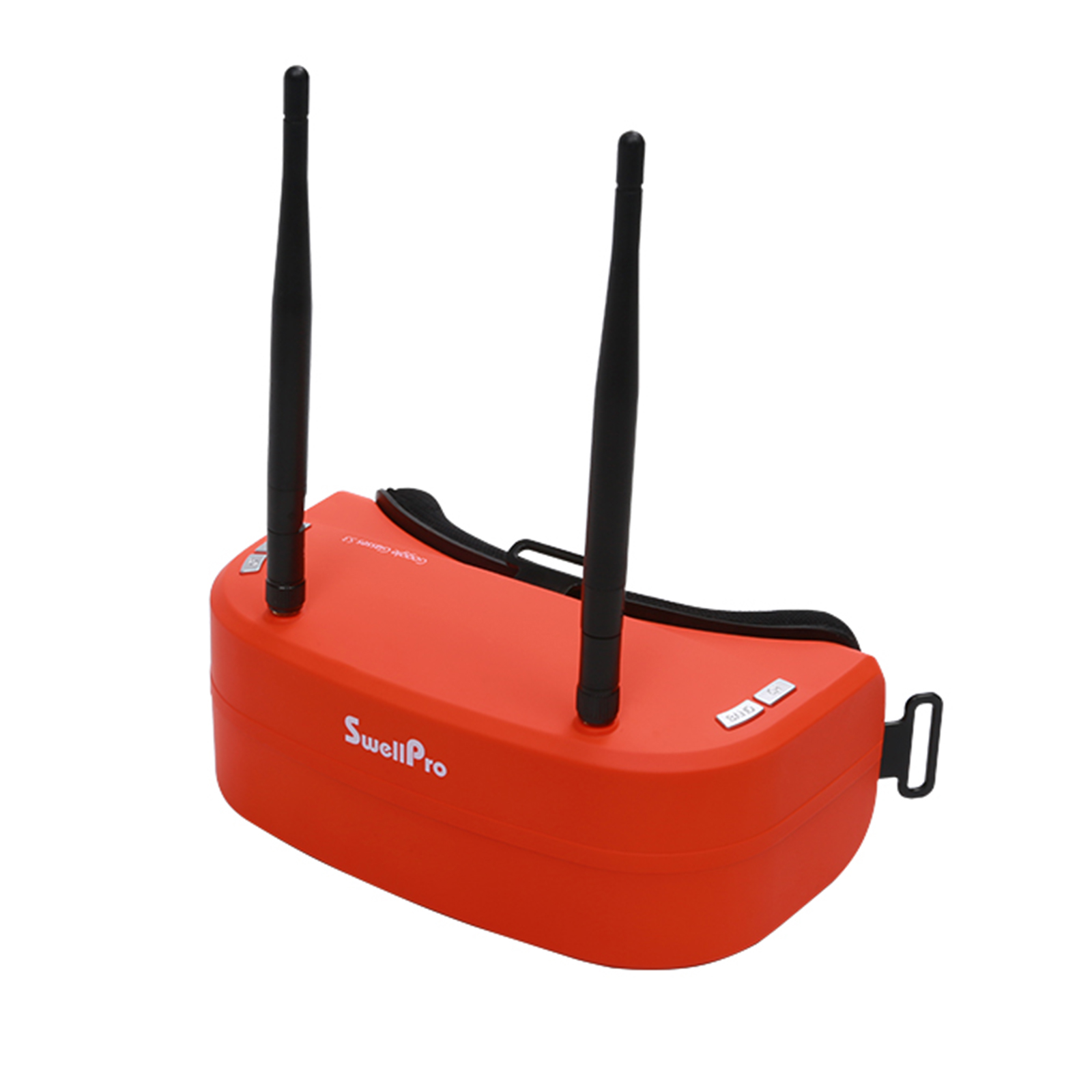 Swellpro S3 FPV Goggles For SplashDrone, DJI & most 5.8G Video Transmitters